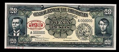 Phillipines, Central Bank, spe