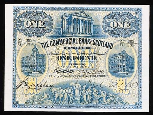 Commercial Bank of Scotland Li