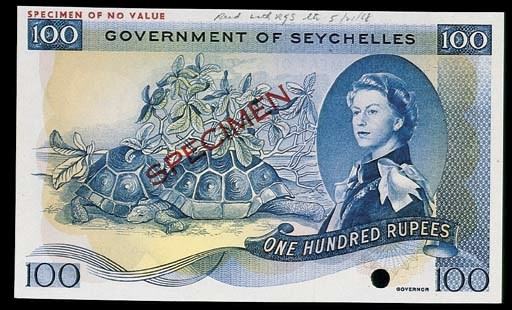 Seychelles, Government Issue,