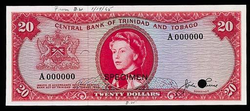 Trinidad and Tobago, Central B