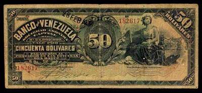 Banco Central de Venezuela, 10