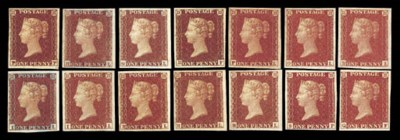 1841 One Penny Red-Brown