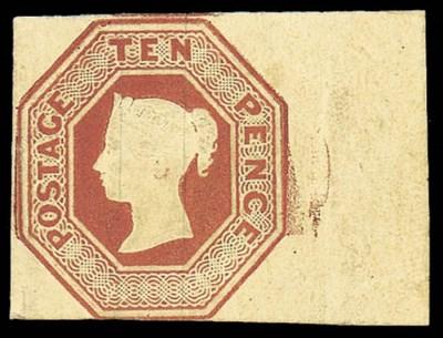 1847-54 Embossed Issue