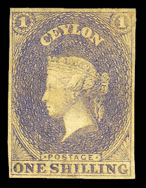 unused  1857 (2 July) watermar