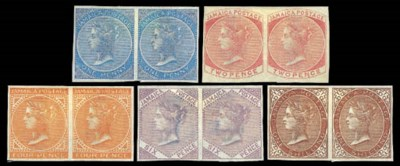 Proof  1860 (23 Nov.) watermar