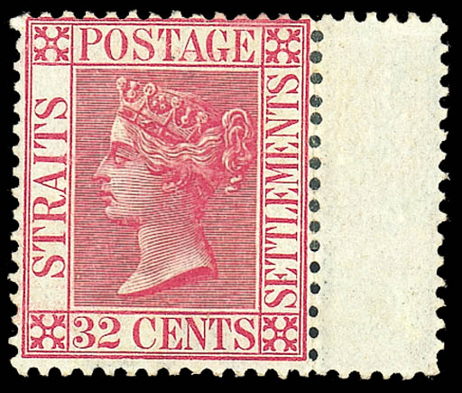 unused  1894 (June) 3c. on 32c