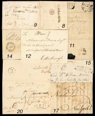 cover 1790 (19 Feb.) entire le