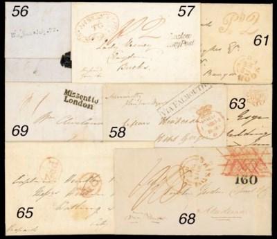cover 1840 (11 June) envelope