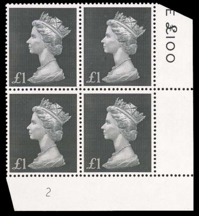 unmounted mint Block of Four