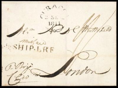 cover DUTCH WEST INDIES: 1811