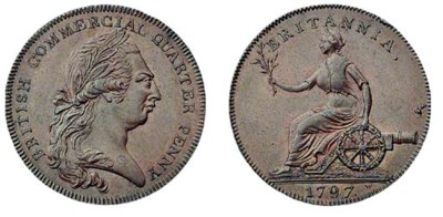 George III, British Commercial
