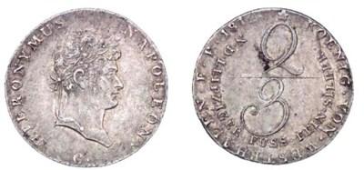 Westphalia, Hieronymus Napoleo