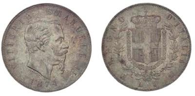 Kingdom, Vittorio Emanuele II
