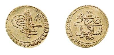 Ottoman Empire, Ahmad III, (11