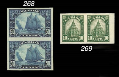 unmounted mint  -- 50c. Blueno