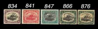 unused  1907-10 small