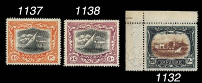 unmounted mint  200r. brown an