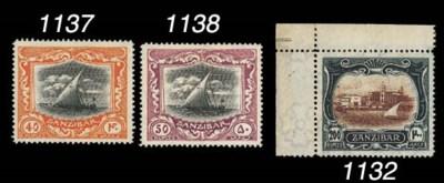 unused  50r. black and purple,