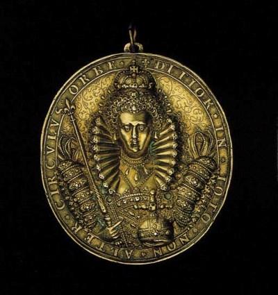 DANGERS AVERTED 1589, copper g