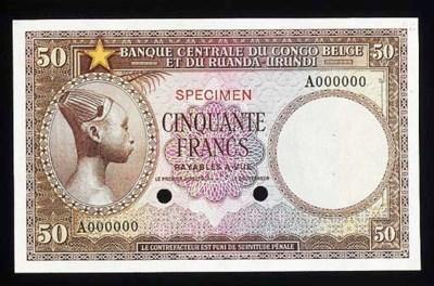 Banque Centrale du Congo Belge