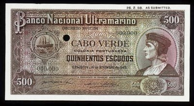 Banco Nacional Ultramarino, sp