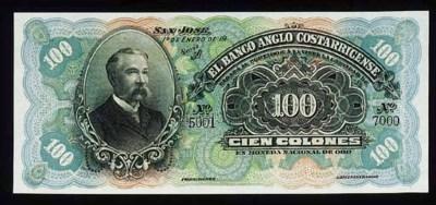 El Banco Anglo-Costarricense,