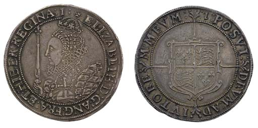 Sixth Issue (1601-2), Crown, 1