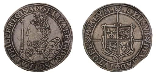 Sixth Issue, Crown, 1602, m.m.