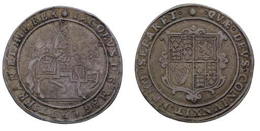 Second Coinage, Crown, m.m. es