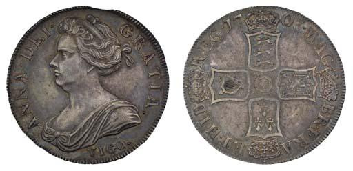 Crown, 1703 VIGO, by John Crok