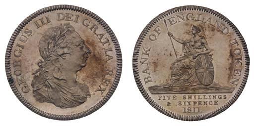 Pattern Five Shillings and Six