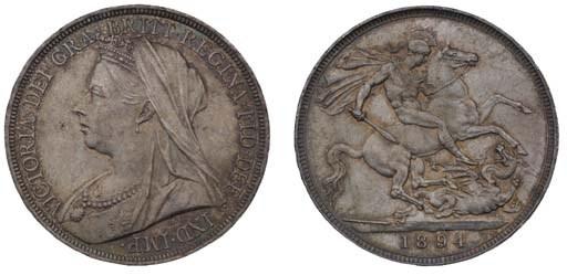 Crown, 1894 LVIII, by Thomas B