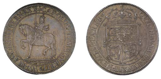 Third coinage, Briot's issue,