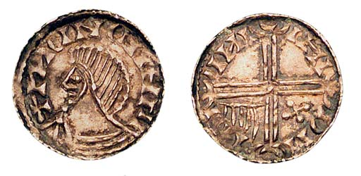 Penny, Group A/e, obv. similar