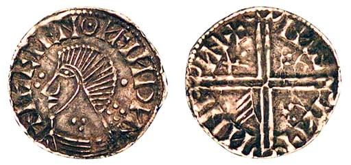 Penny, Group A/b, similar, obv