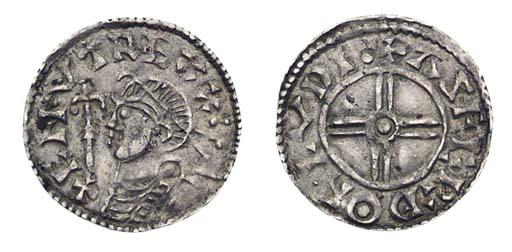Cnut (1018-1035), Penny, Lund,