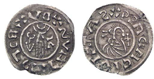 Boleslav II (967-999), Denar,