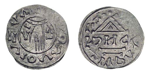 Unknown ruler (later 10th Cent