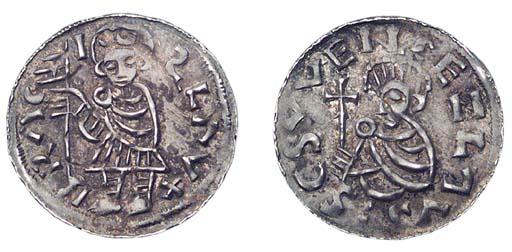 Bretislav I, Denar before the