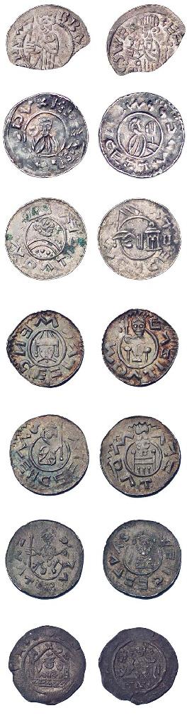 Bretislav I (1037-1055), Denar
