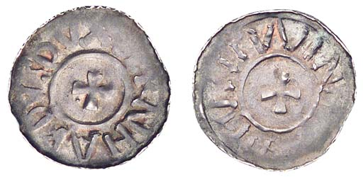 Saxony (duchy), Bernhard I (97