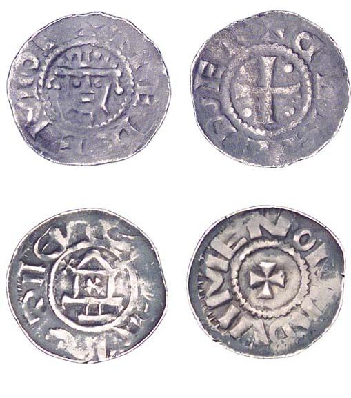 Hermann (d.1086), Denar of Jev