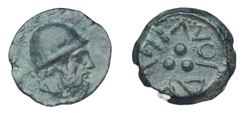 Ancient Greek Coins, Islands o