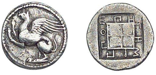 Ancient Greek Coins, Thrace, A