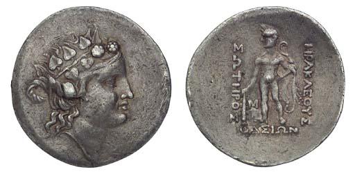 Ancient Greek Coins, Thracian