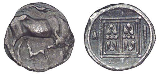 Ancient Greek Coins, Illyria,