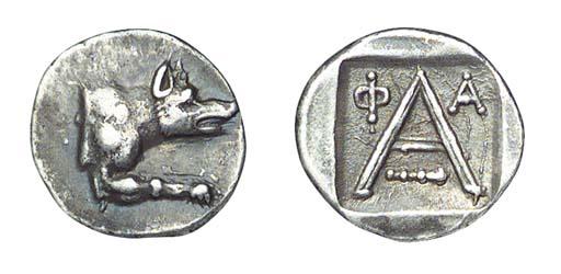 Ancient Greek Coins, Peloponne