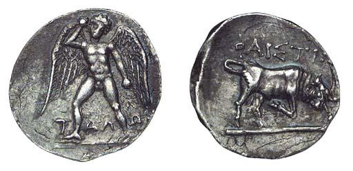 Ancient Greek Coins, Crete, Ph