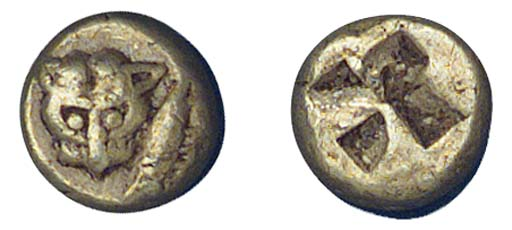 Ancient Greek Coins, Mysia, Ky