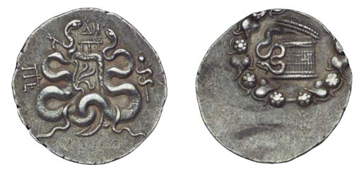 Ancient Greek Coins, Asia Mino